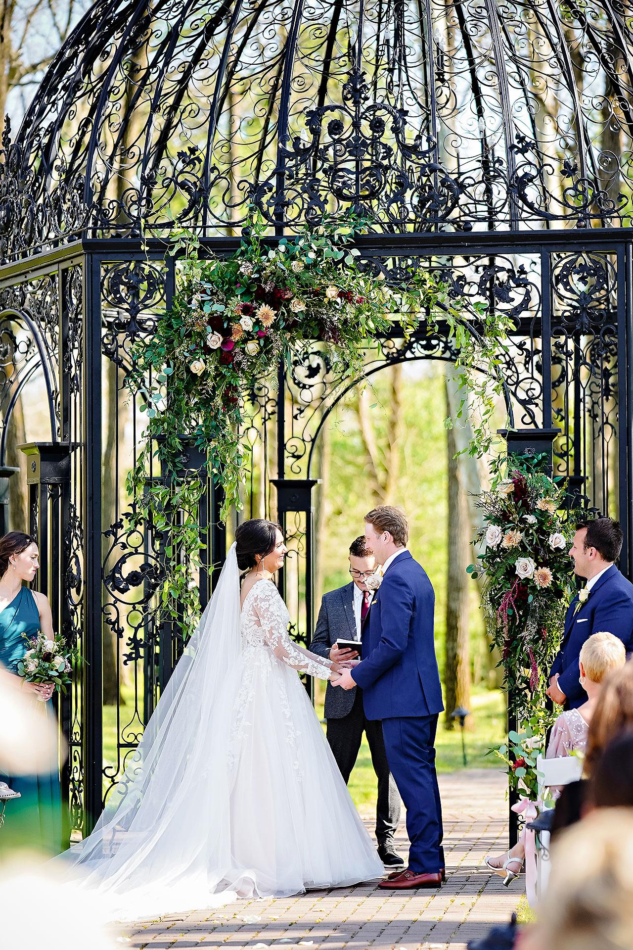 Nadia Parker Black Iris Estate Carmel Indiana Wedding May 2021 175