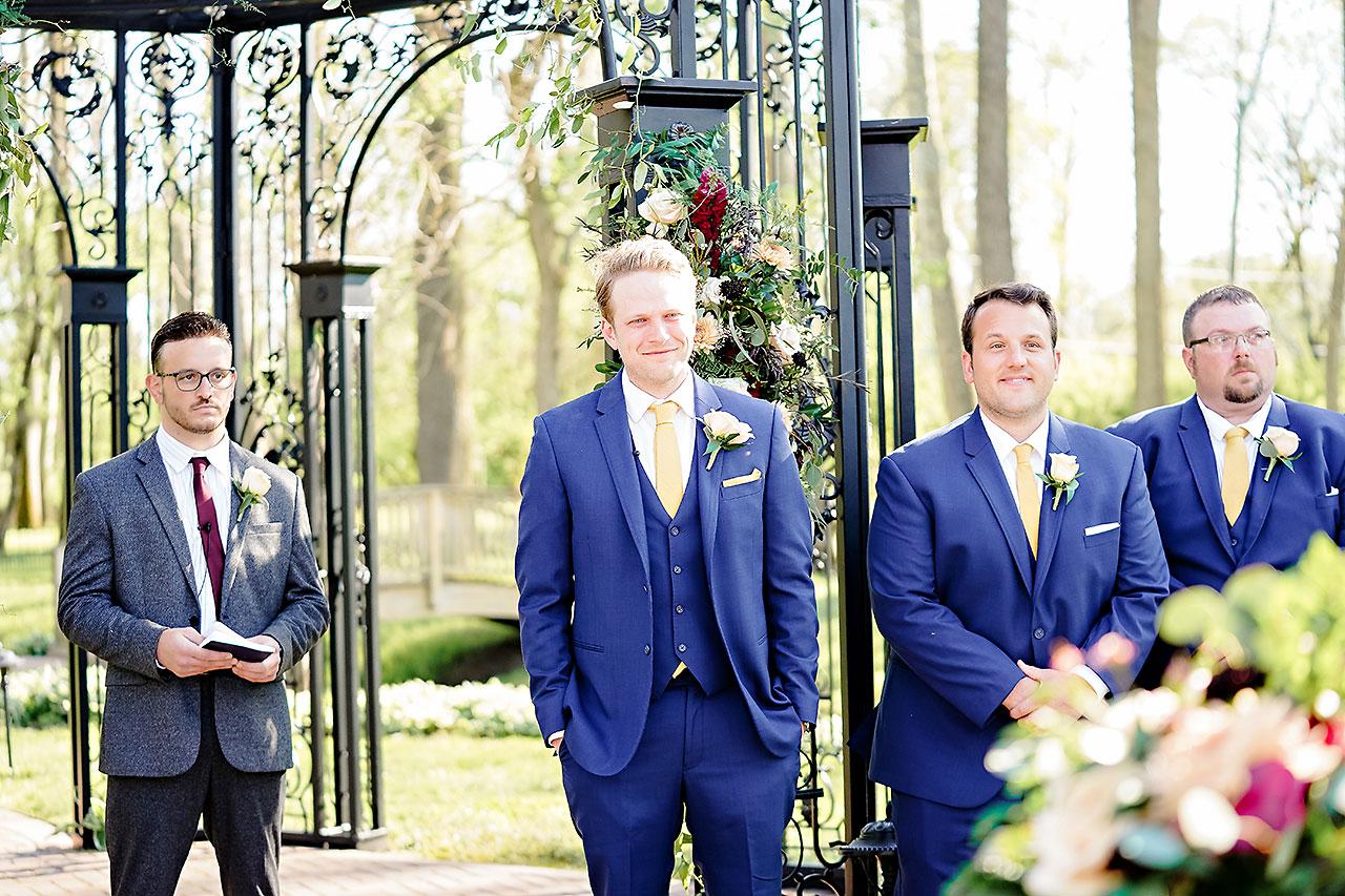 Nadia Parker Black Iris Estate Carmel Indiana Wedding May 2021 173