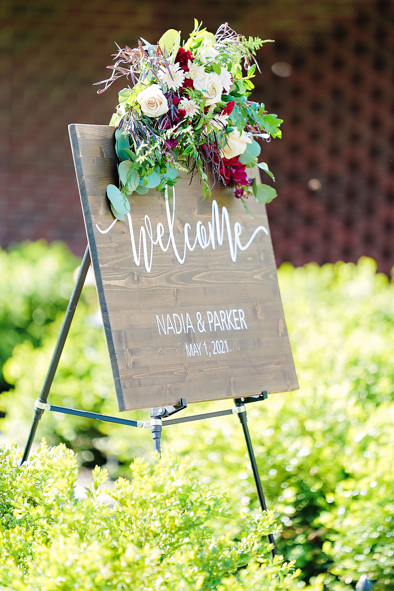 Nadia Parker Black Iris Estate Carmel Indiana Wedding May 2021 166
