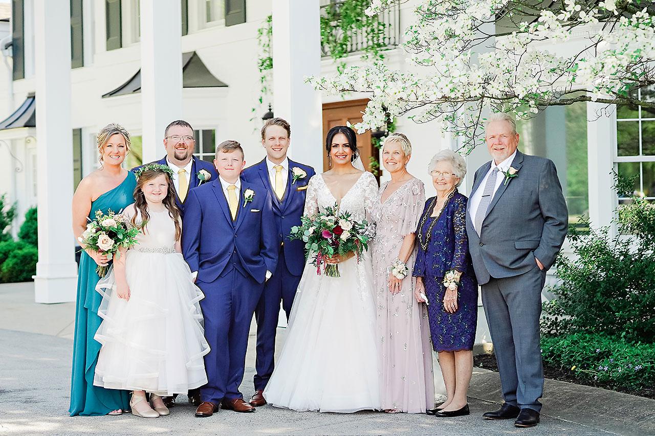 Nadia Parker Black Iris Estate Carmel Indiana Wedding May 2021 159