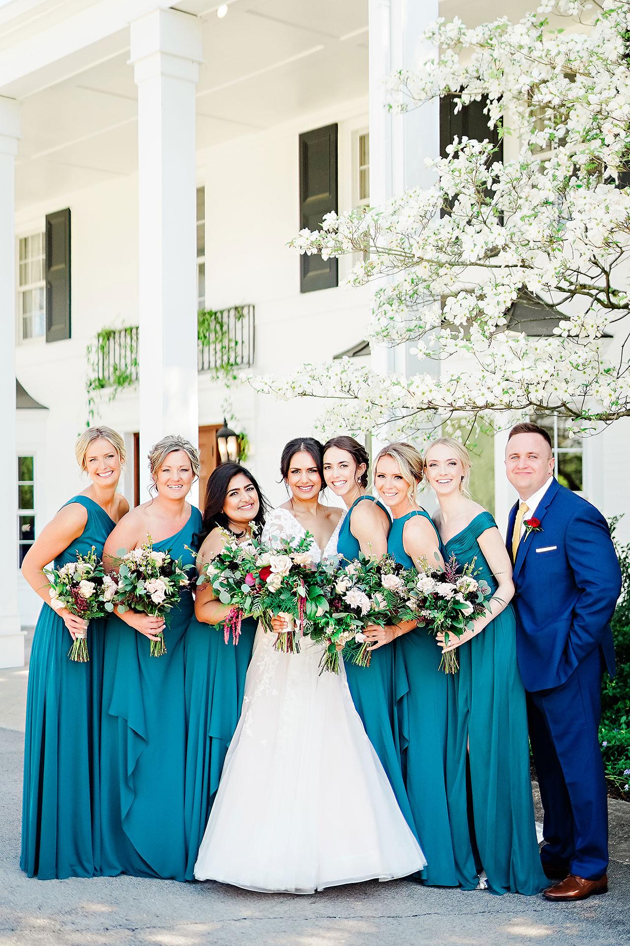 Nadia Parker Black Iris Estate Carmel Indiana Wedding May 2021 143