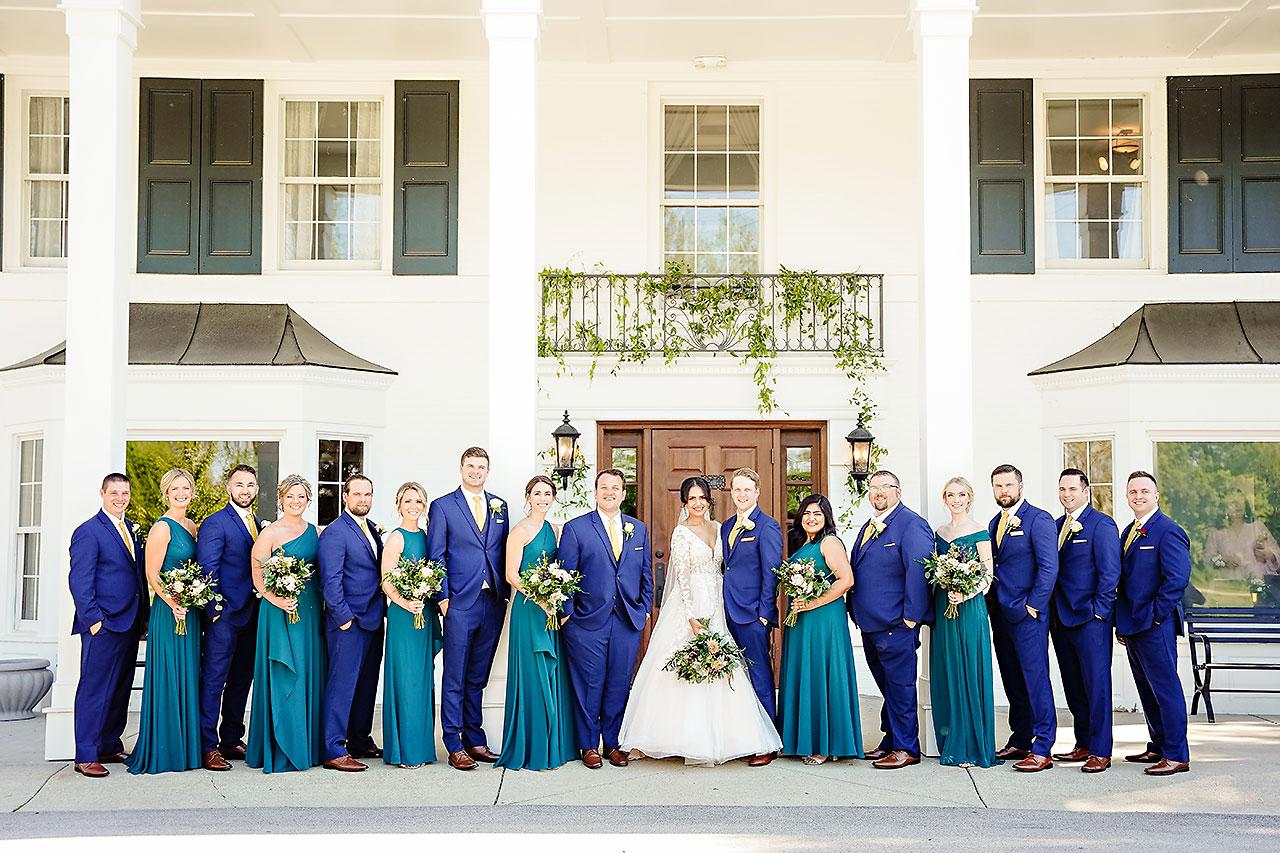 Nadia Parker Black Iris Estate Carmel Indiana Wedding May 2021 138