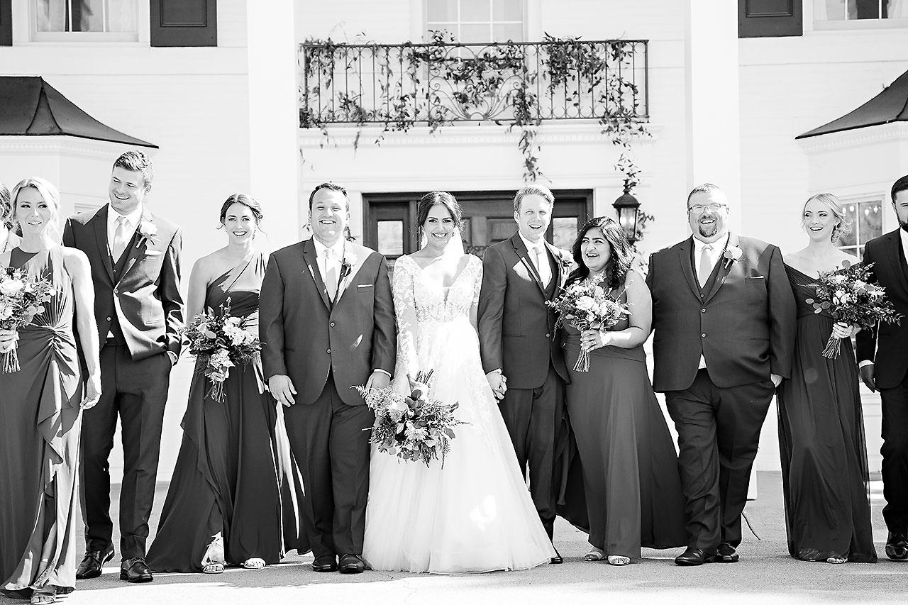 Nadia Parker Black Iris Estate Carmel Indiana Wedding May 2021 139