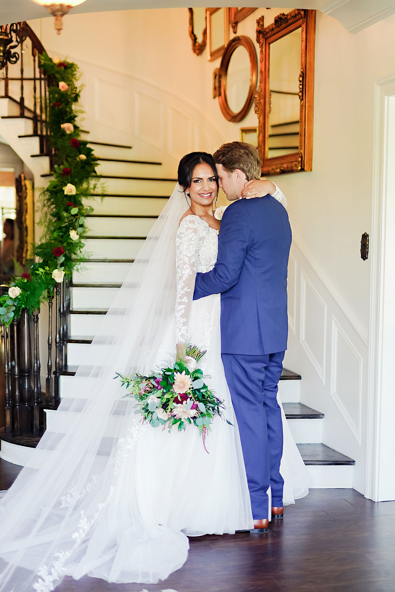 Nadia Parker Black Iris Estate Carmel Indiana Wedding May 2021 135