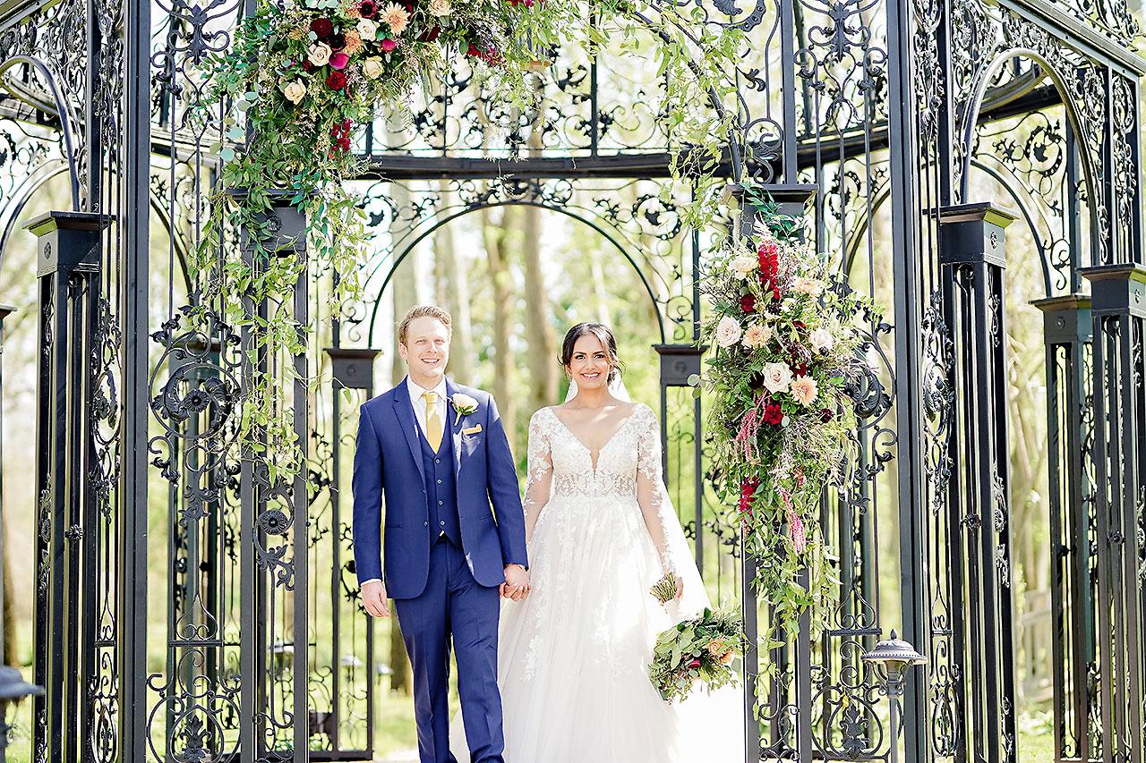 Nadia Parker Black Iris Estate Carmel Indiana Wedding May 2021 120
