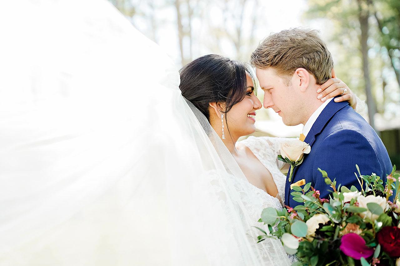 Nadia Parker Black Iris Estate Carmel Indiana Wedding May 2021 119