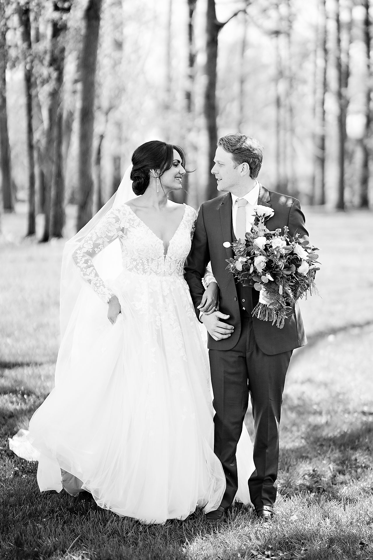 Nadia Parker Black Iris Estate Carmel Indiana Wedding May 2021 112