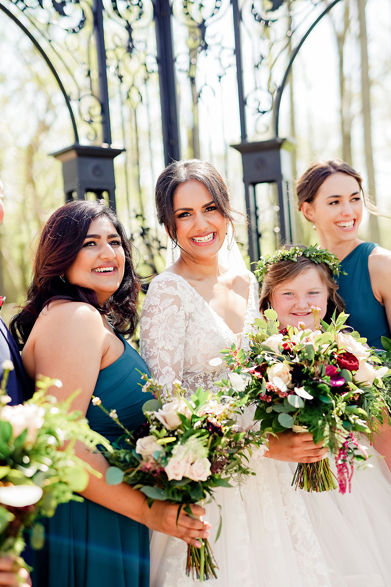 Nadia Parker Black Iris Estate Carmel Indiana Wedding May 2021 104