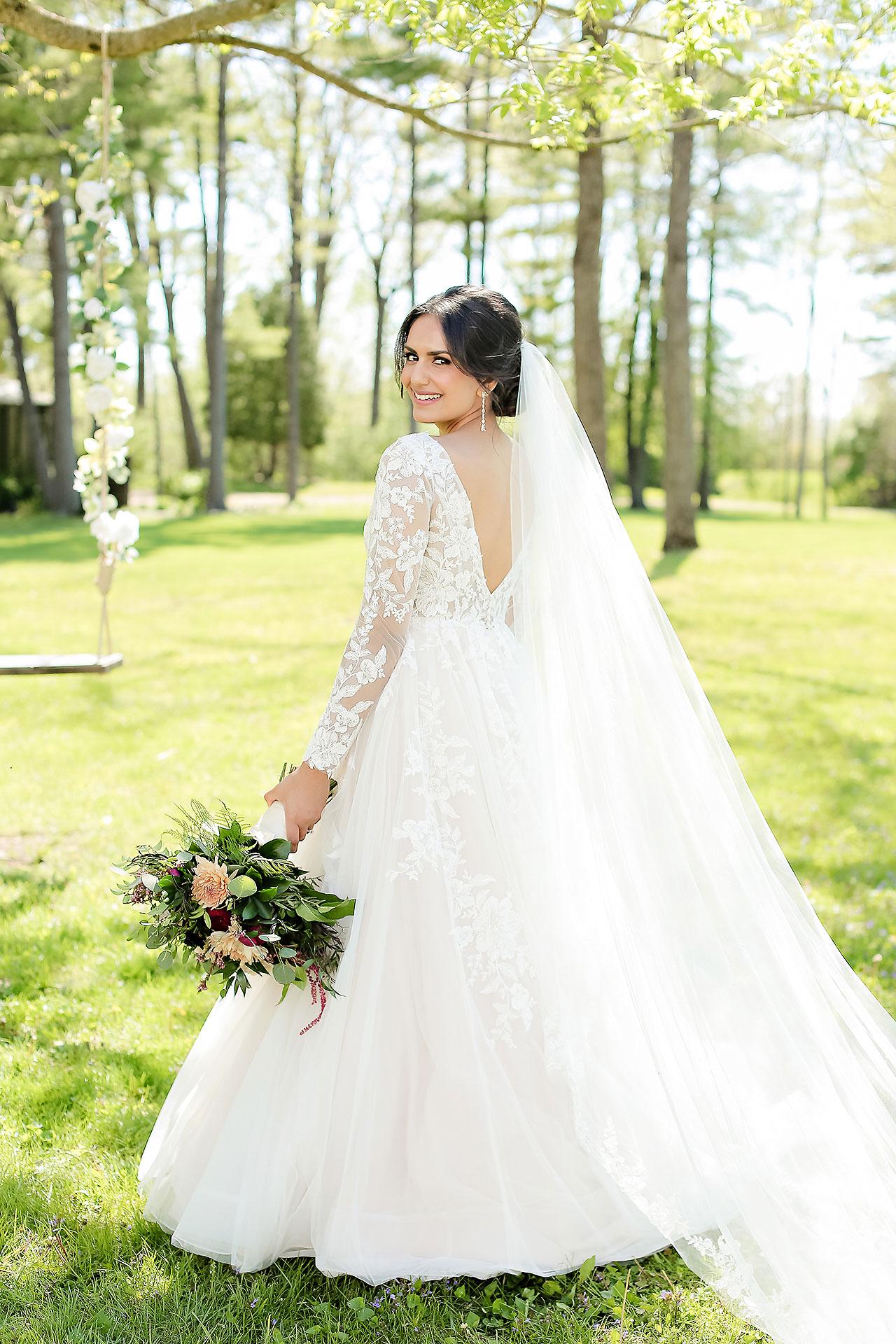 Nadia Parker Black Iris Estate Carmel Indiana Wedding May 2021 100