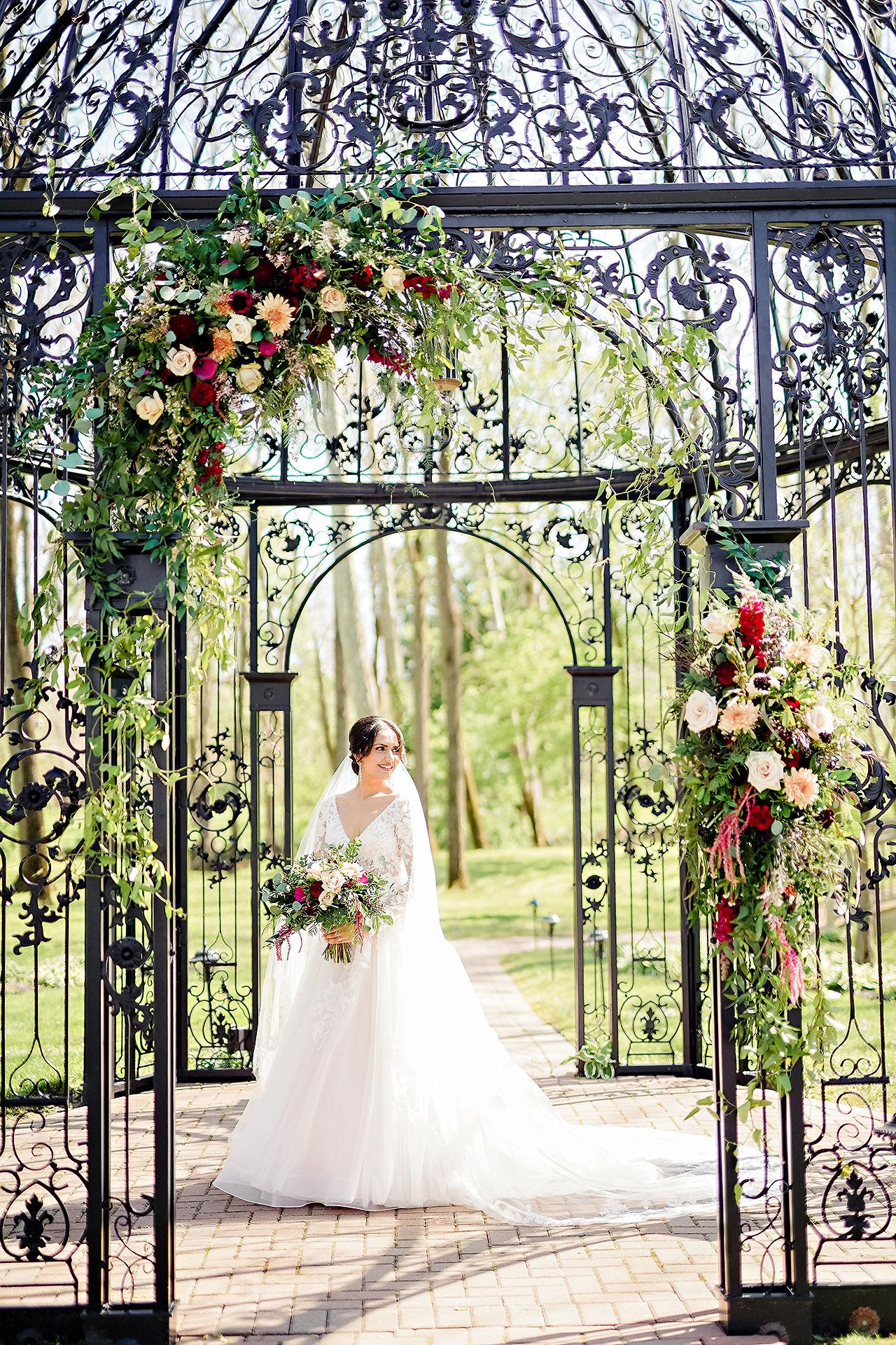 Nadia Parker Black Iris Estate Carmel Indiana Wedding May 2021 098