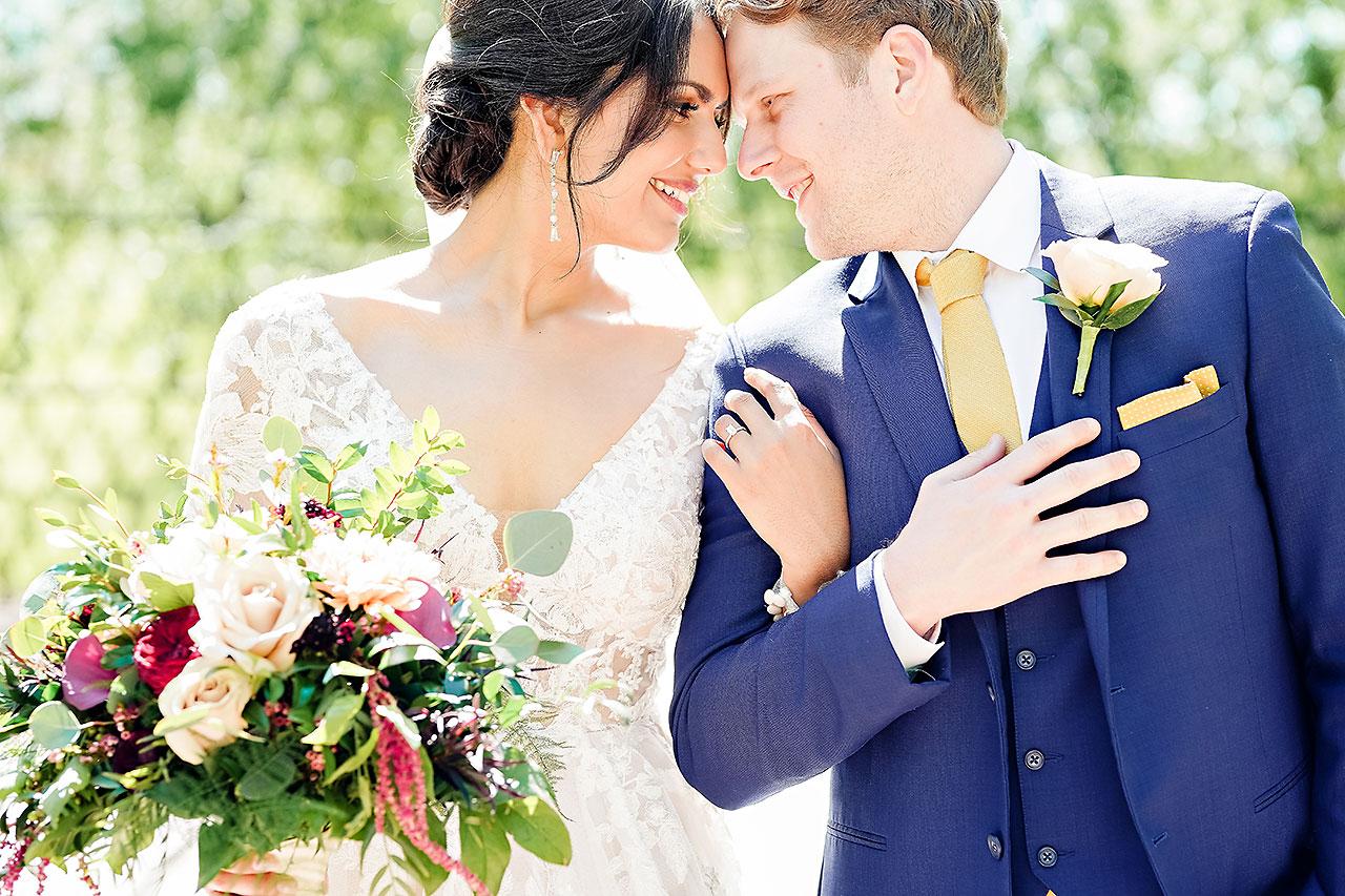 NADIA + PARKER | BLACK IRIS ESTATE CARMEL INDIANA WEDDING