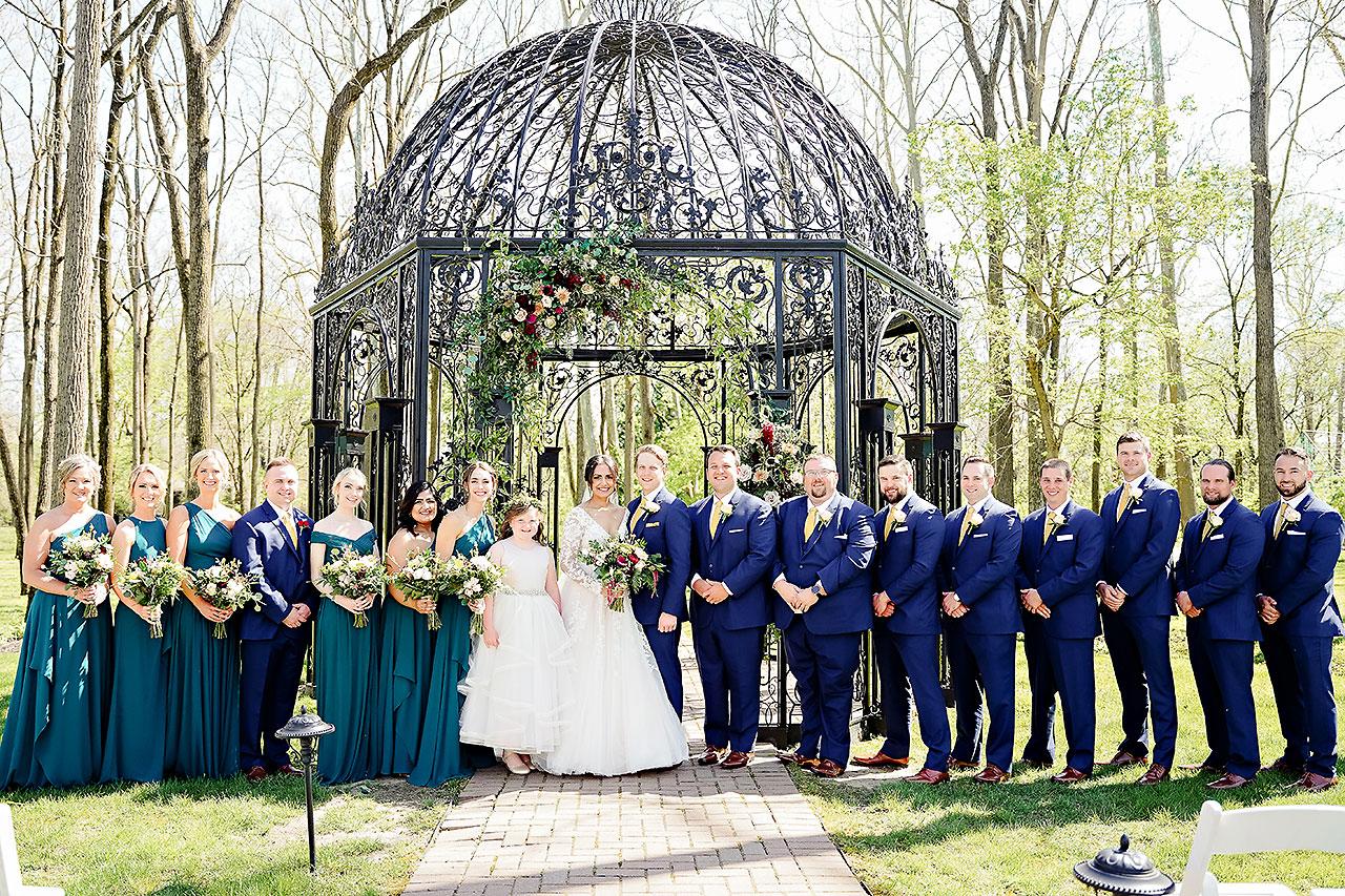 Nadia Parker Black Iris Estate Carmel Indiana Wedding May 2021 095