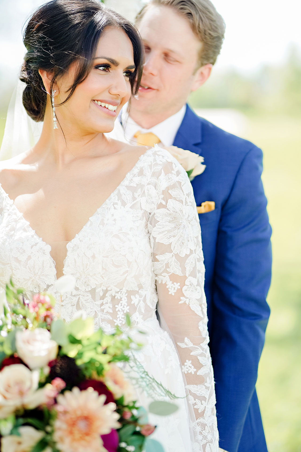 Nadia Parker Black Iris Estate Carmel Indiana Wedding May 2021 067