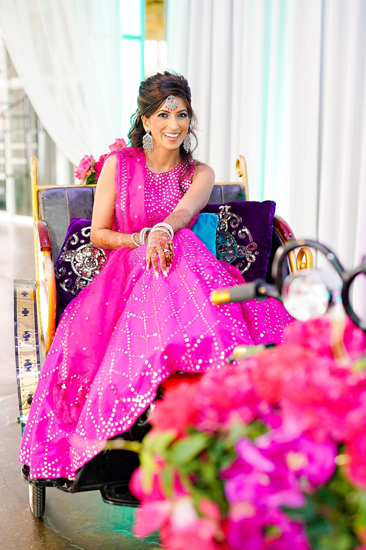 Shivani Kashyap Indianapolis Sangeet 006