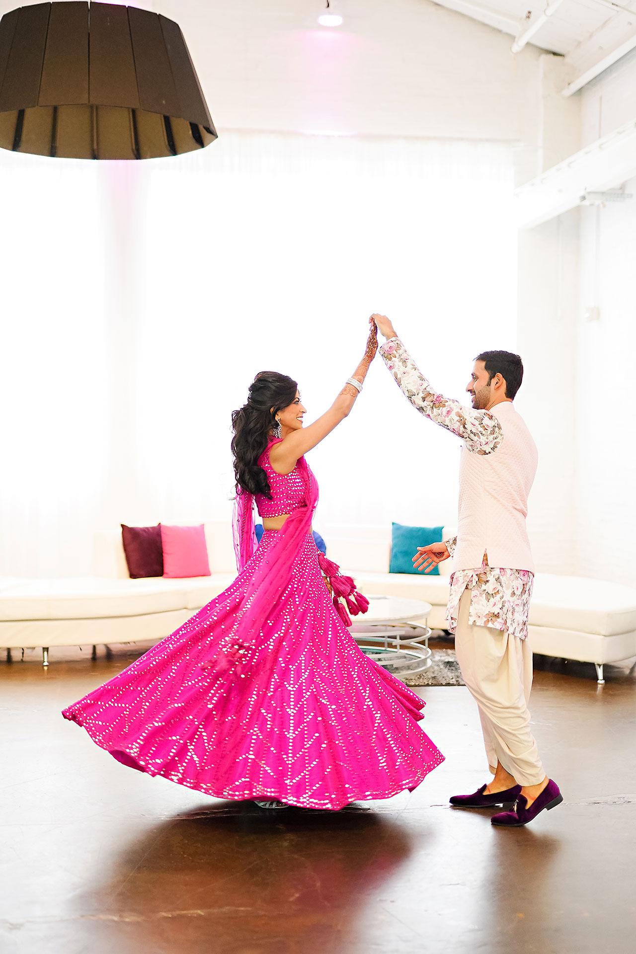 Shivani Kashyap Indianapolis Sangeet 012