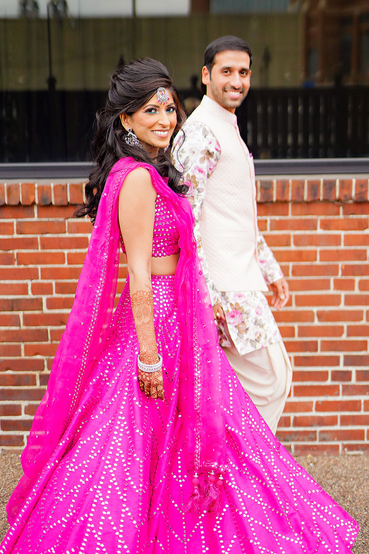 Shivani Kashyap Indianapolis Sangeet 027