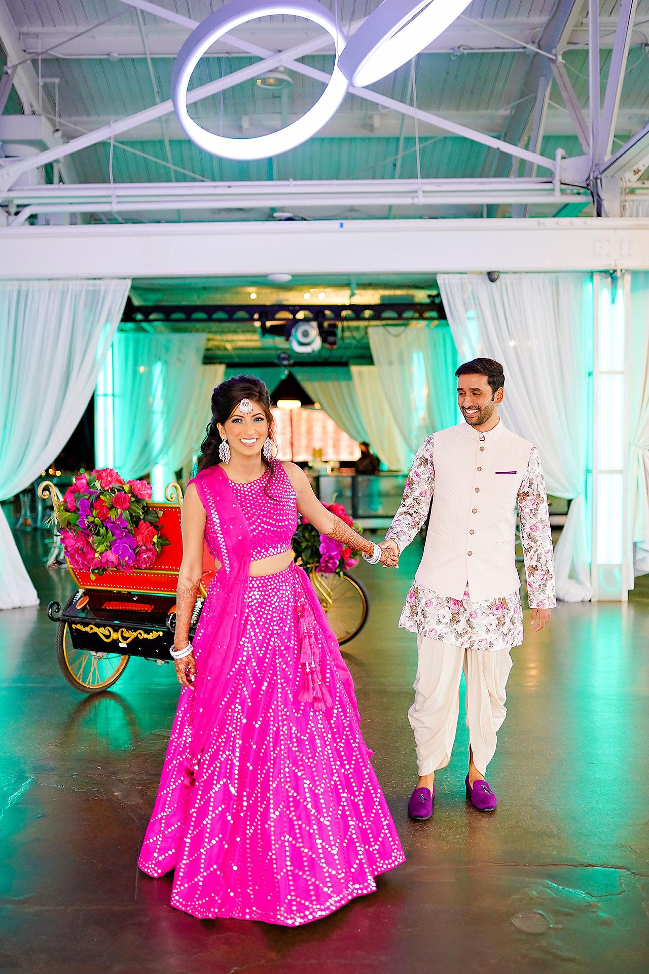 Shivani Kashyap Indianapolis Sangeet 035