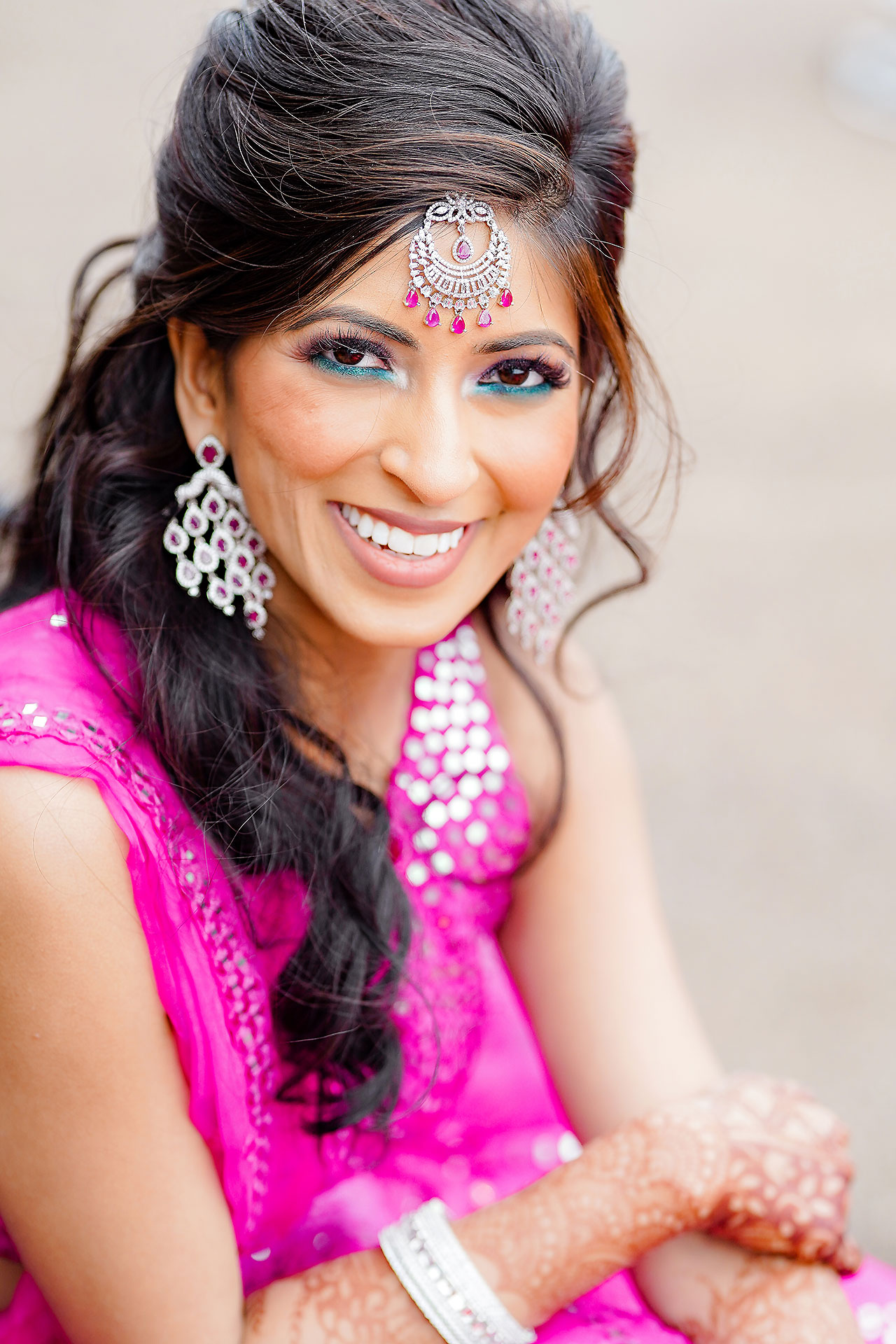 Shivani Kashyap Indianapolis Sangeet 039