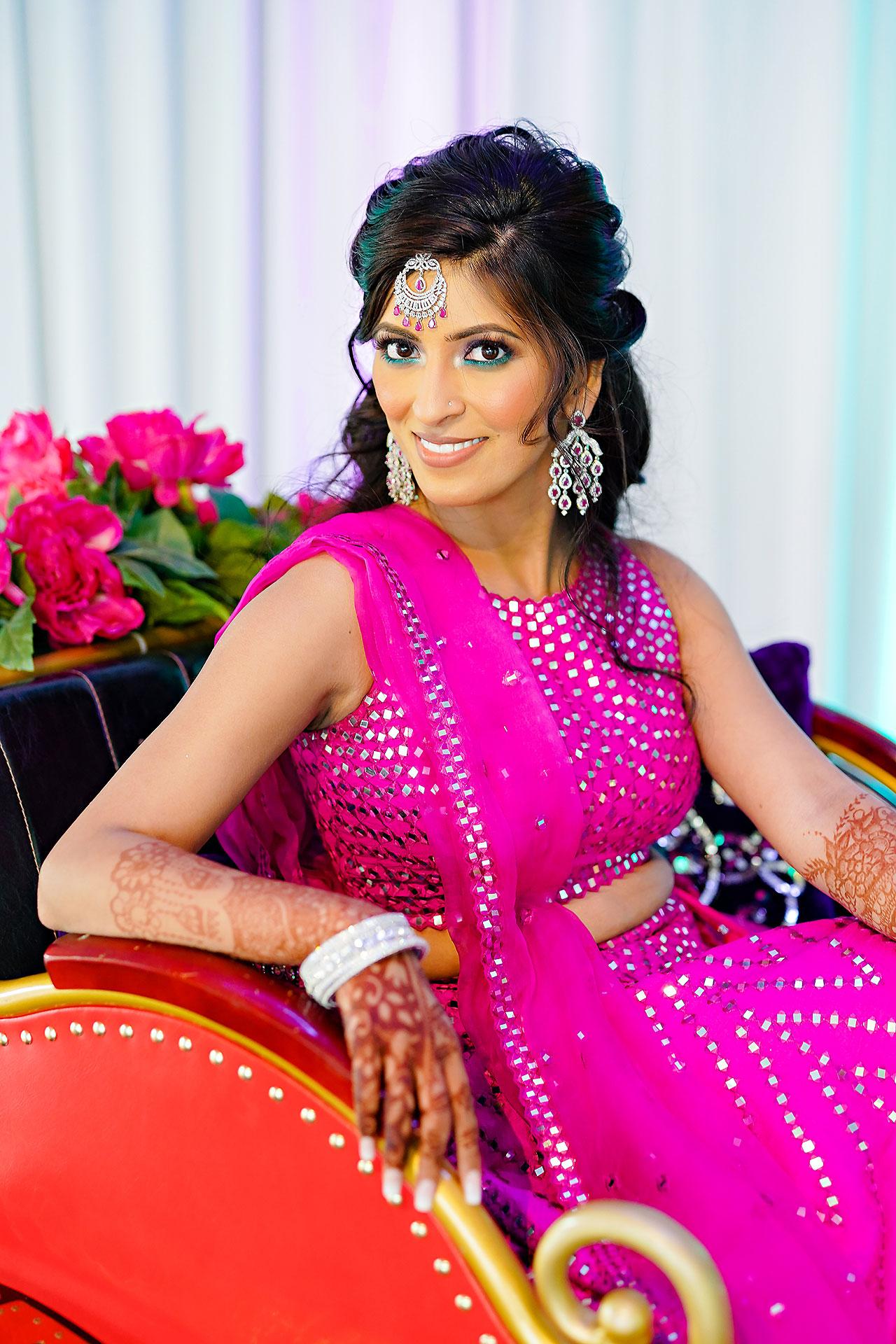 Shivani Kashyap Indianapolis Sangeet 054