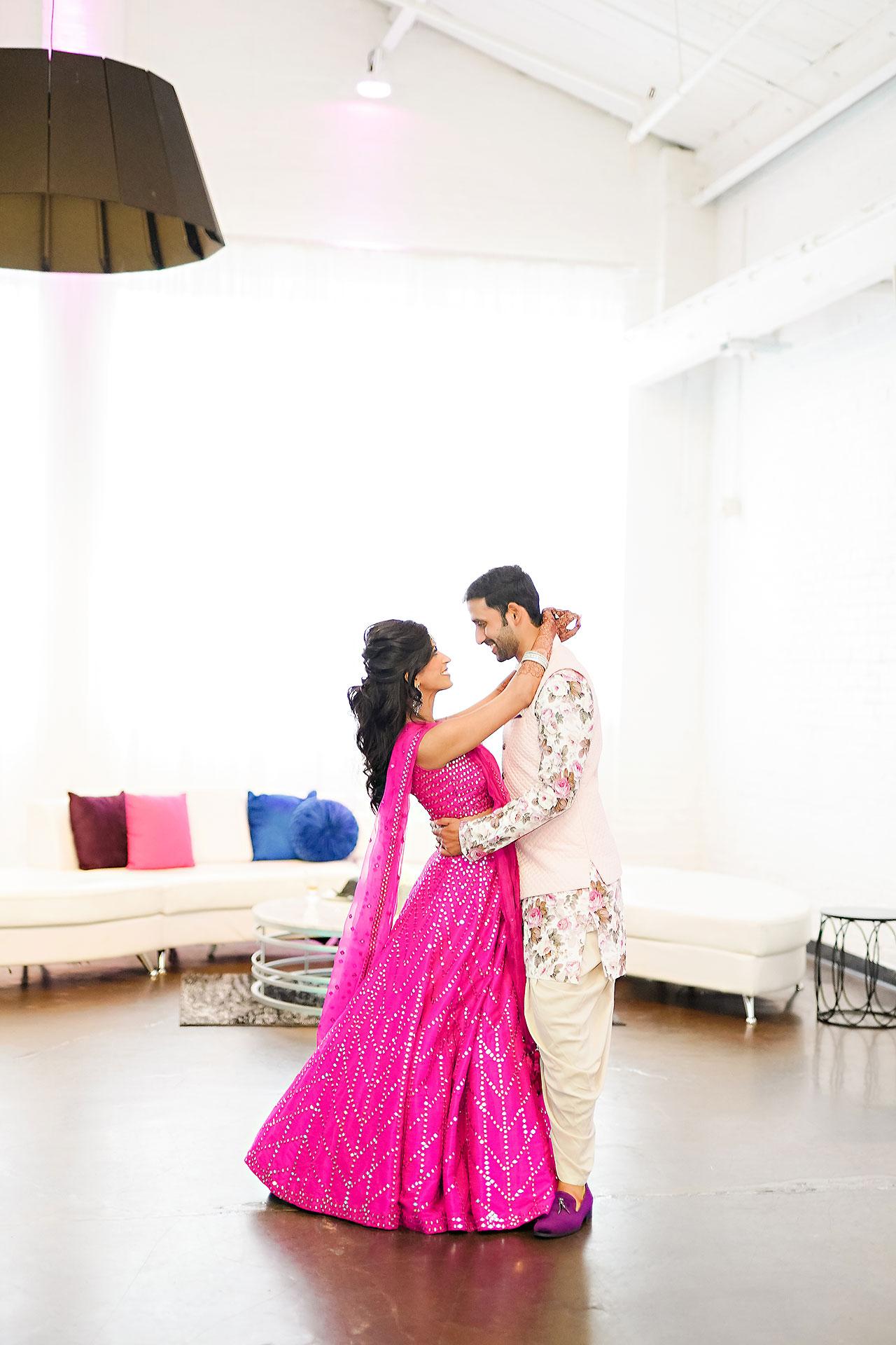 Shivani Kashyap Indianapolis Sangeet 056