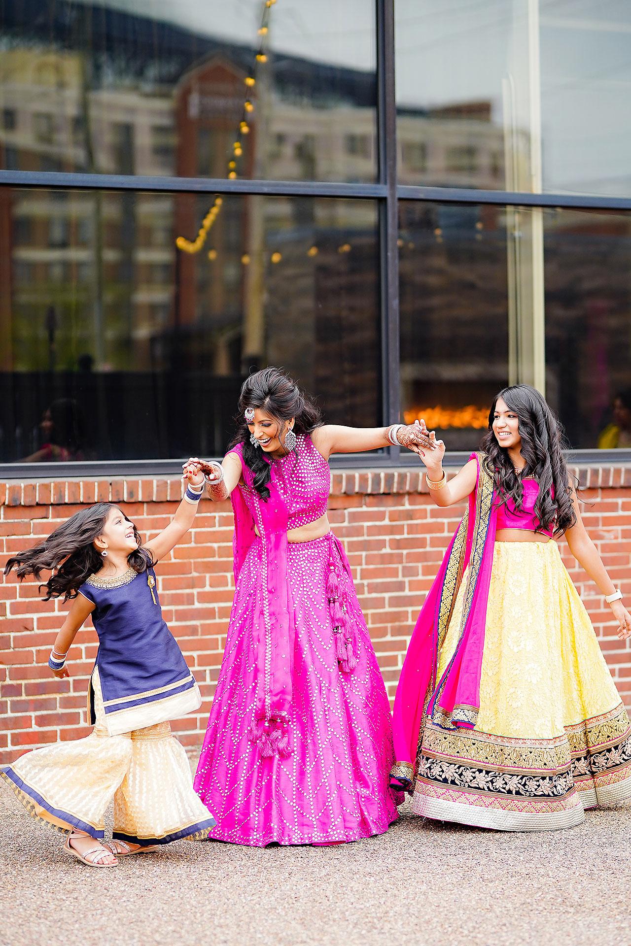 Shivani Kashyap Indianapolis Sangeet 059