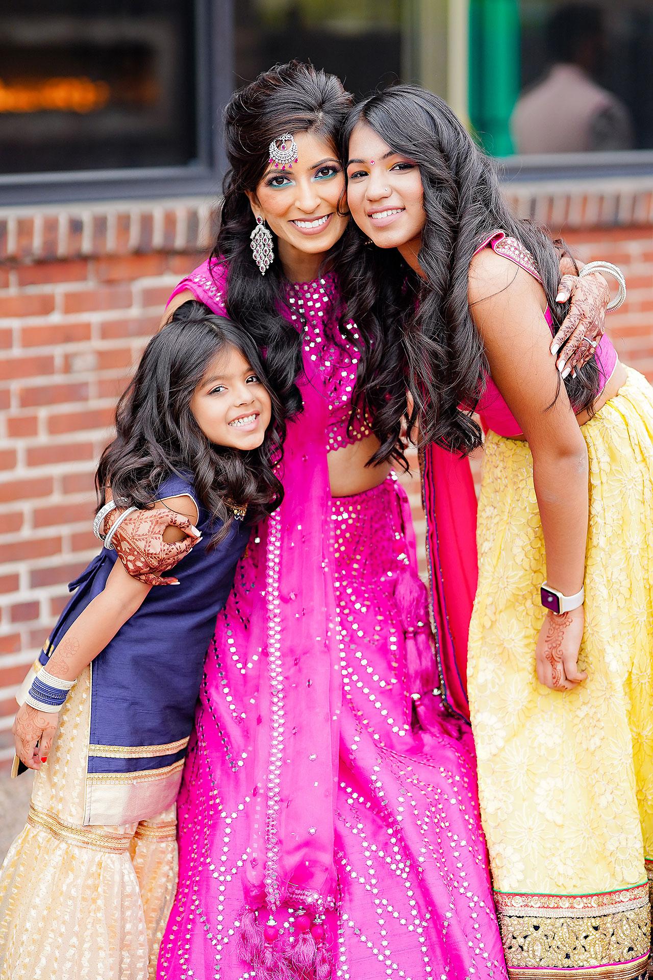 Shivani Kashyap Indianapolis Sangeet 060