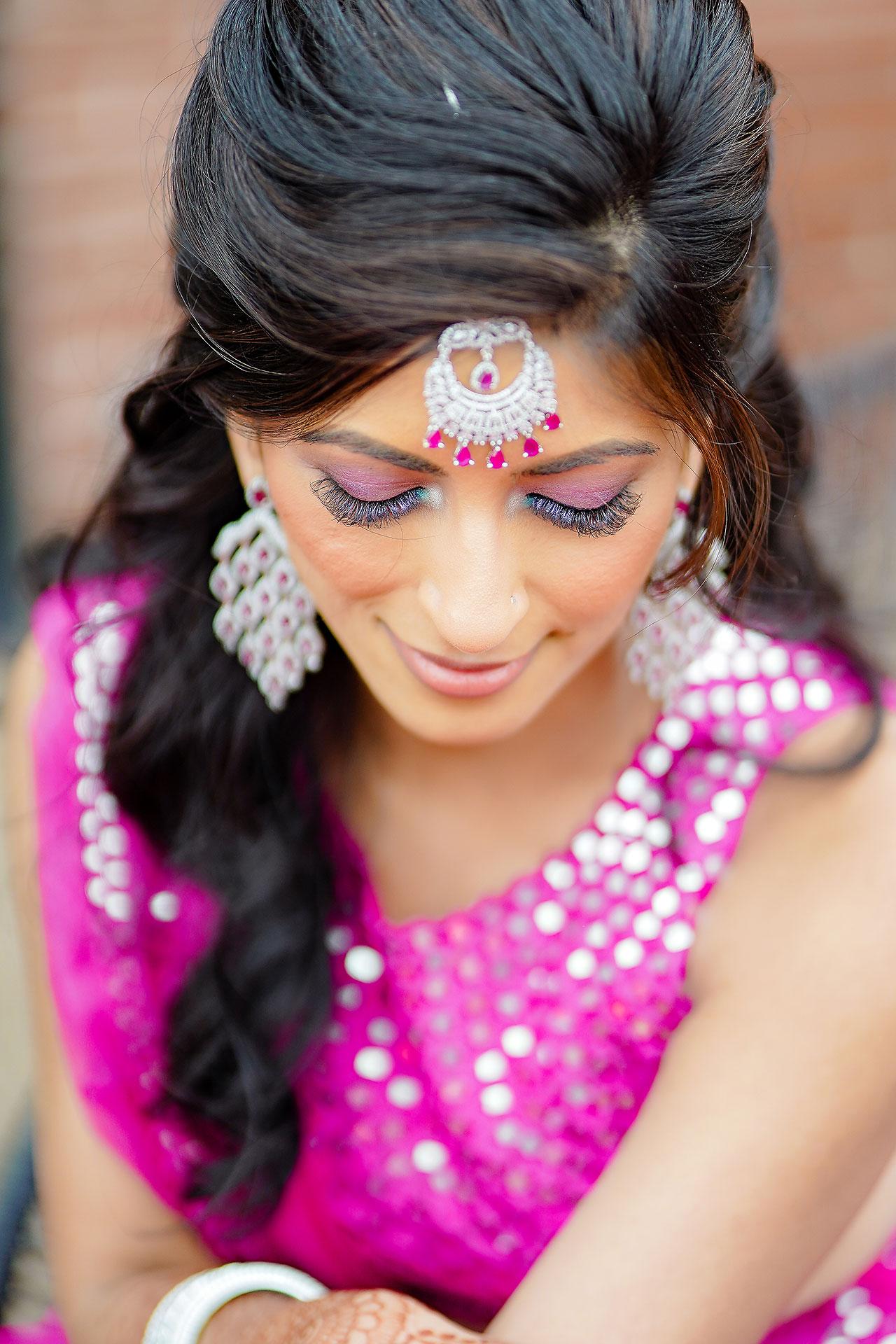 Shivani Kashyap Indianapolis Sangeet 065