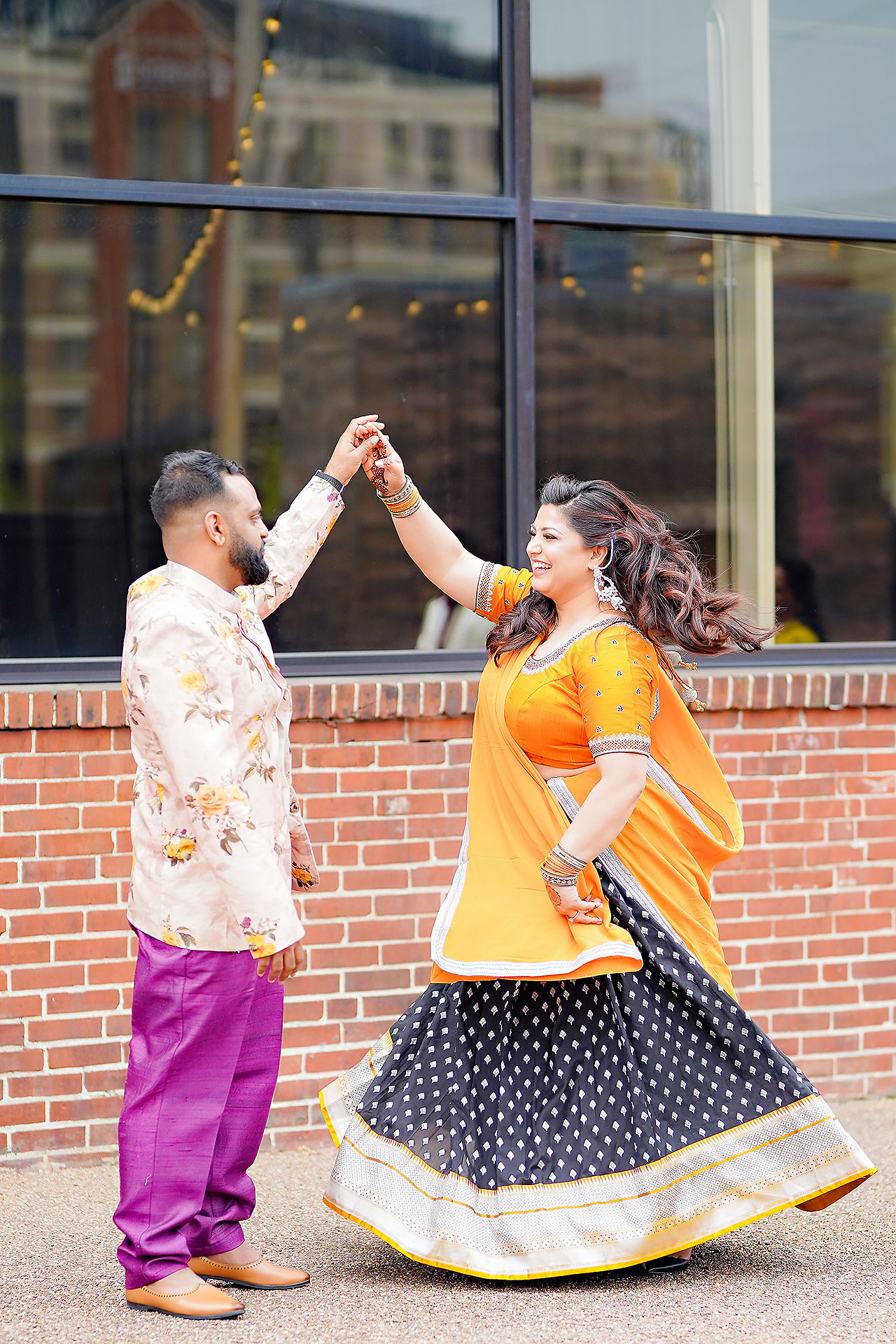 Shivani Kashyap Indianapolis Sangeet 066
