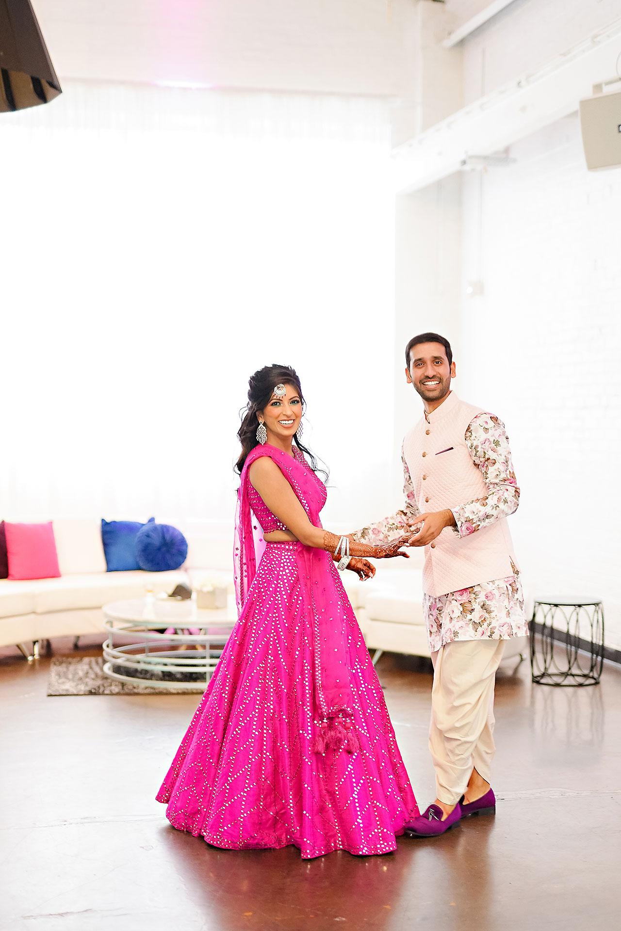 Shivani Kashyap Indianapolis Sangeet 067