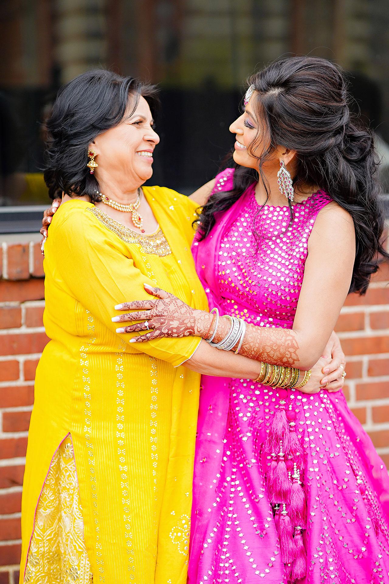 Shivani Kashyap Indianapolis Sangeet 068