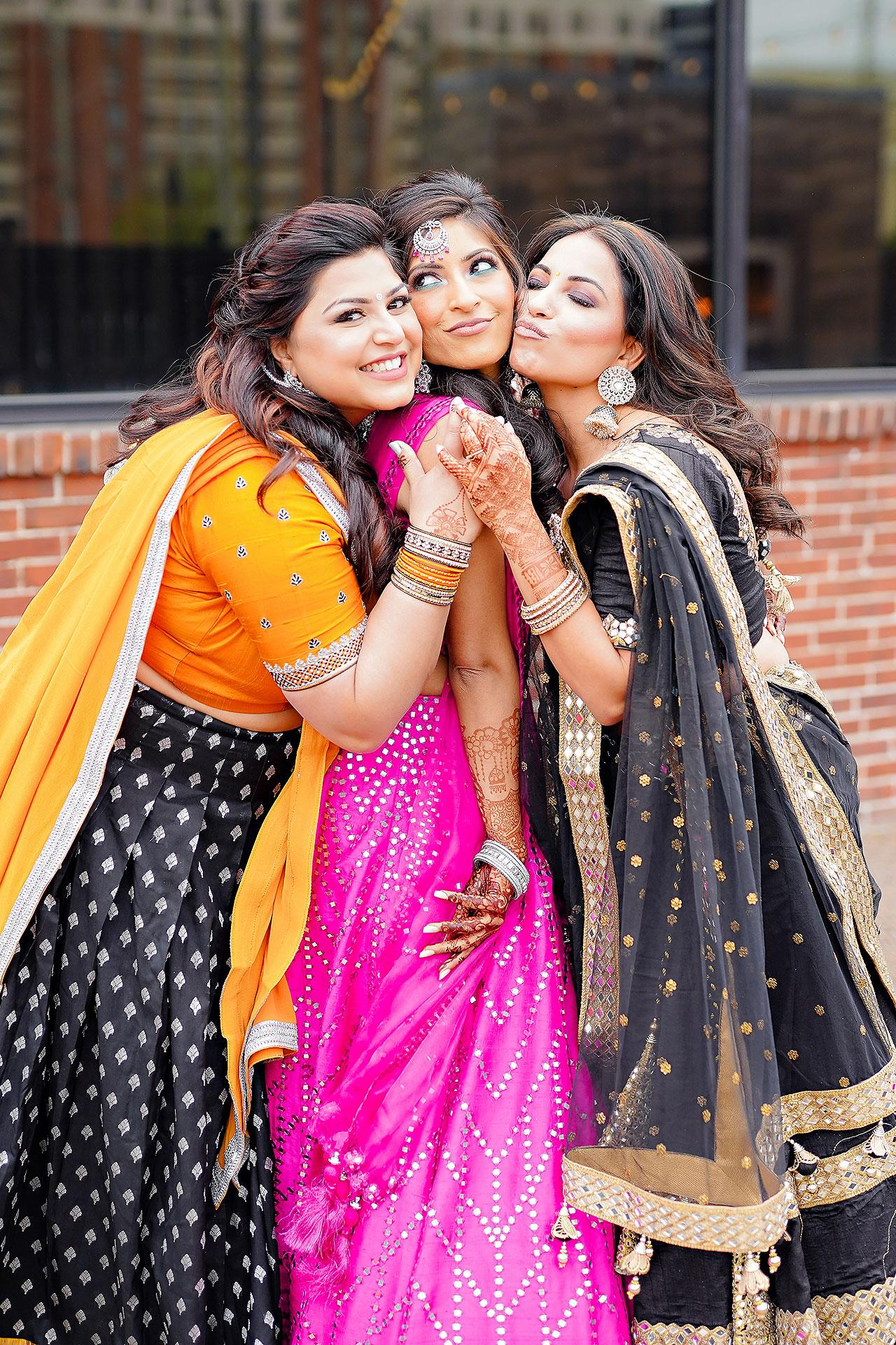 Shivani Kashyap Indianapolis Sangeet 070