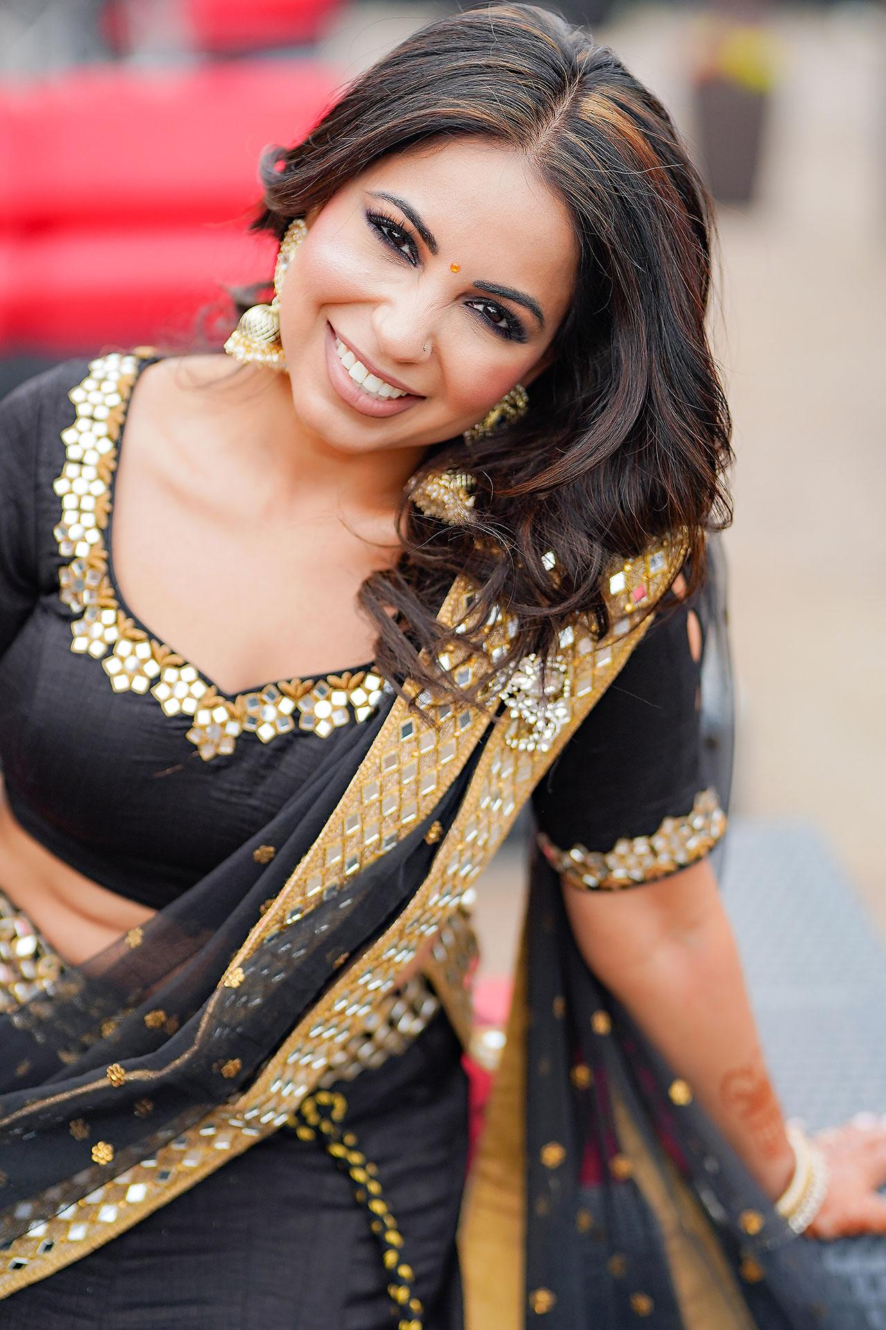 Shivani Kashyap Indianapolis Sangeet 073