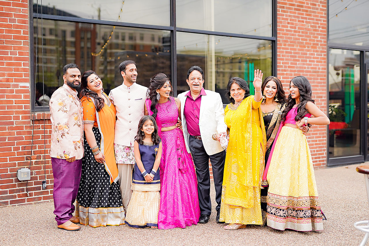 Shivani Kashyap Indianapolis Sangeet 080