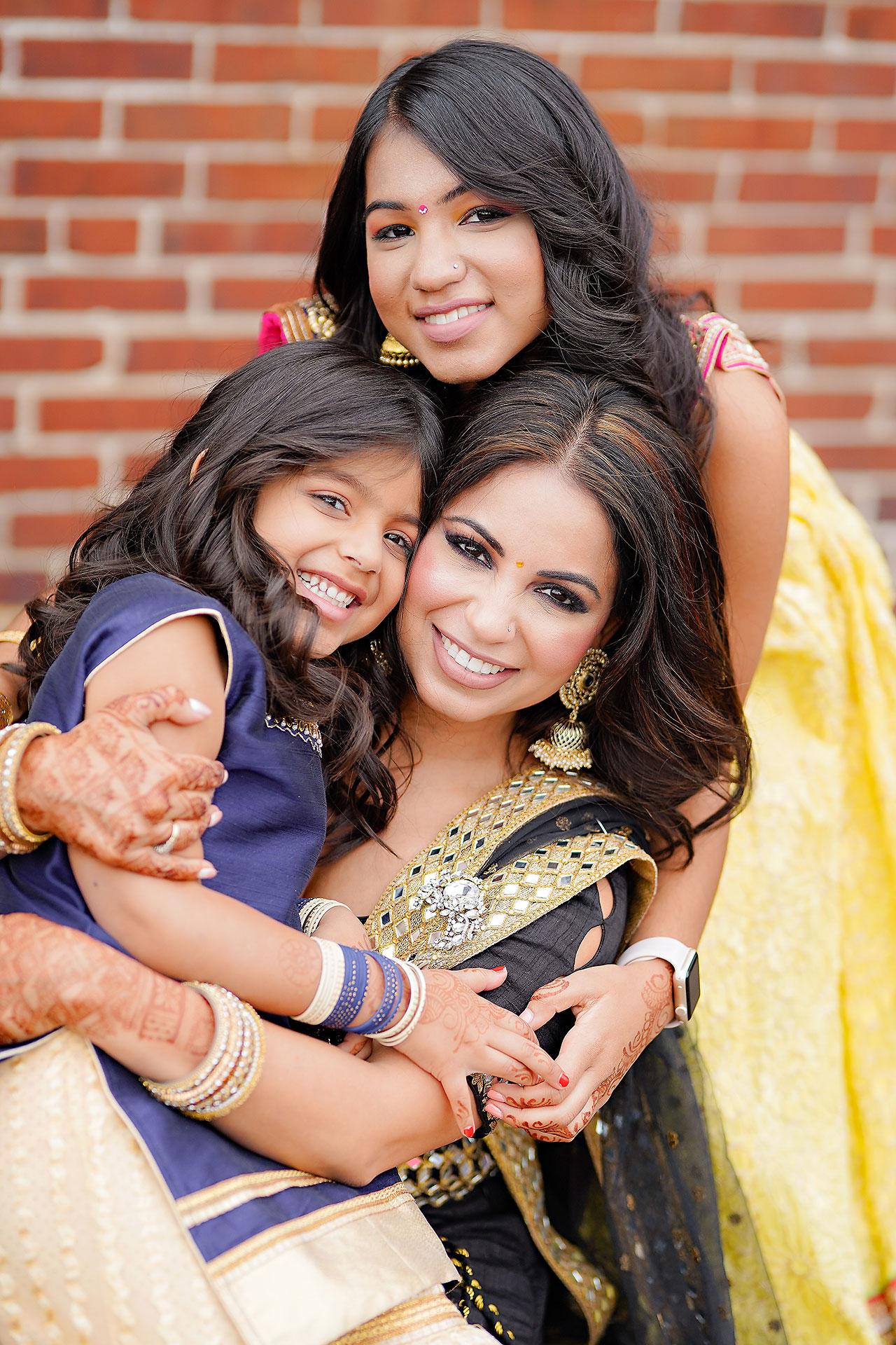 Shivani Kashyap Indianapolis Sangeet 088