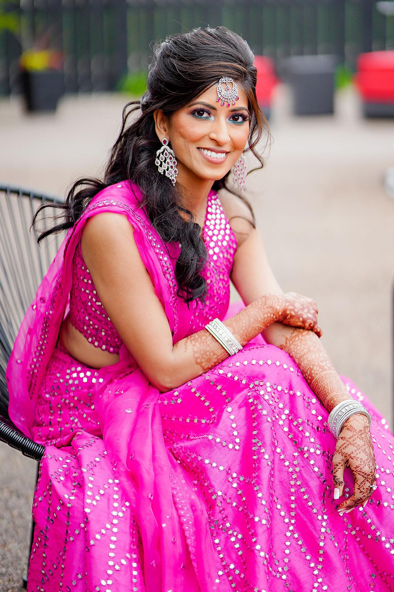 Shivani Kashyap Indianapolis Sangeet 091