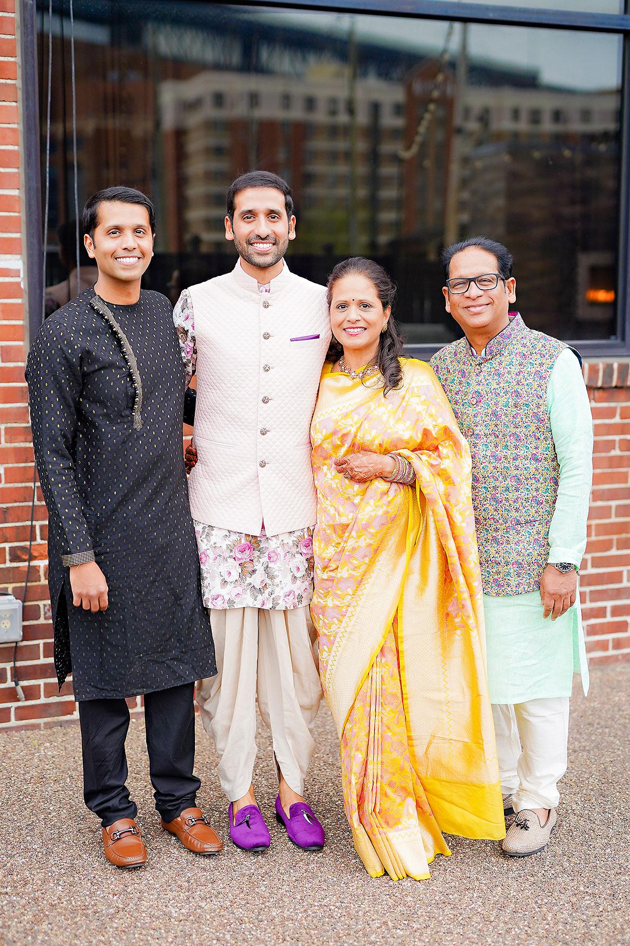 Shivani Kashyap Indianapolis Sangeet 101
