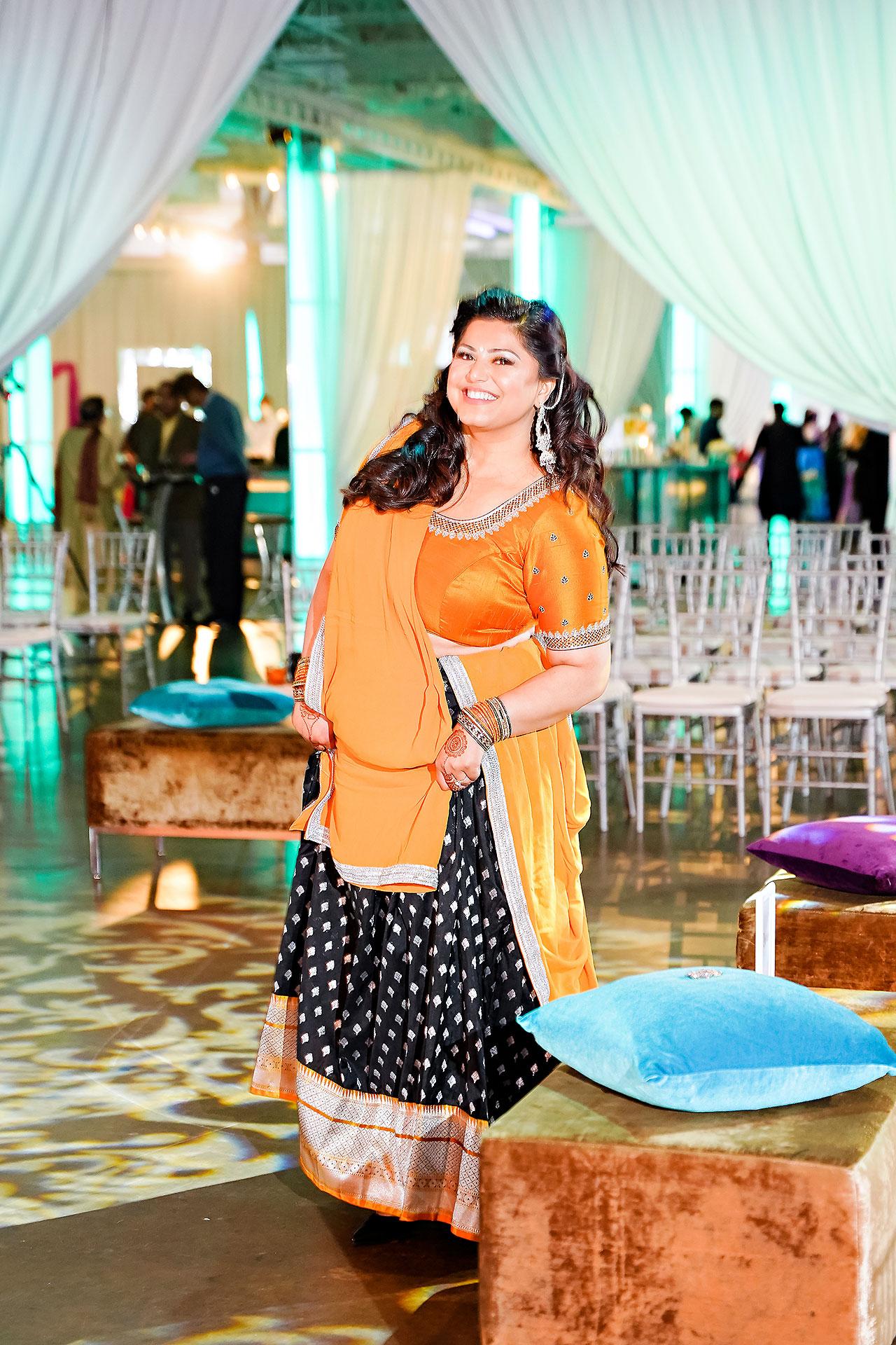 Shivani Kashyap Indianapolis Sangeet 102