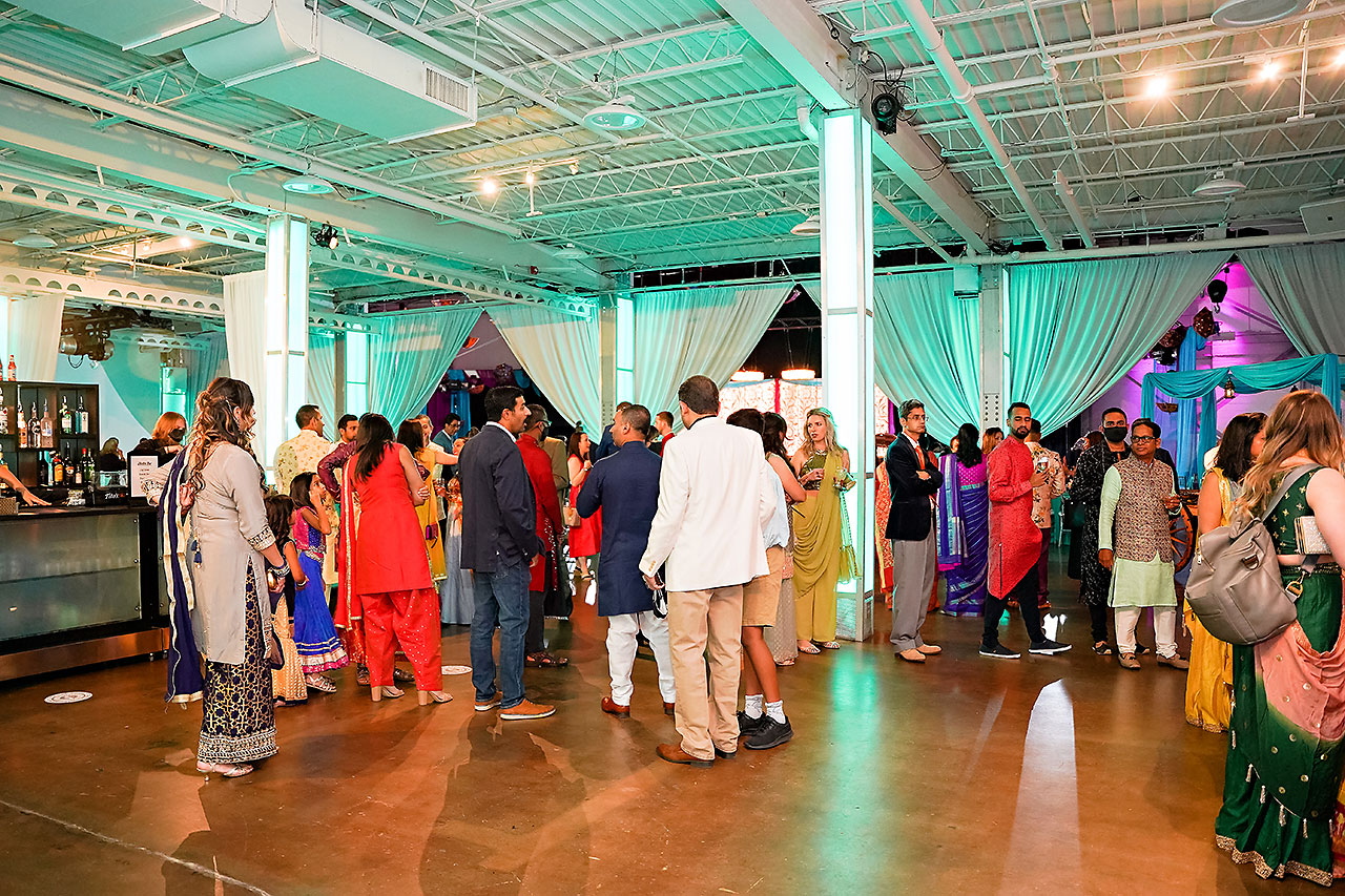 Shivani Kashyap Indianapolis Sangeet 106
