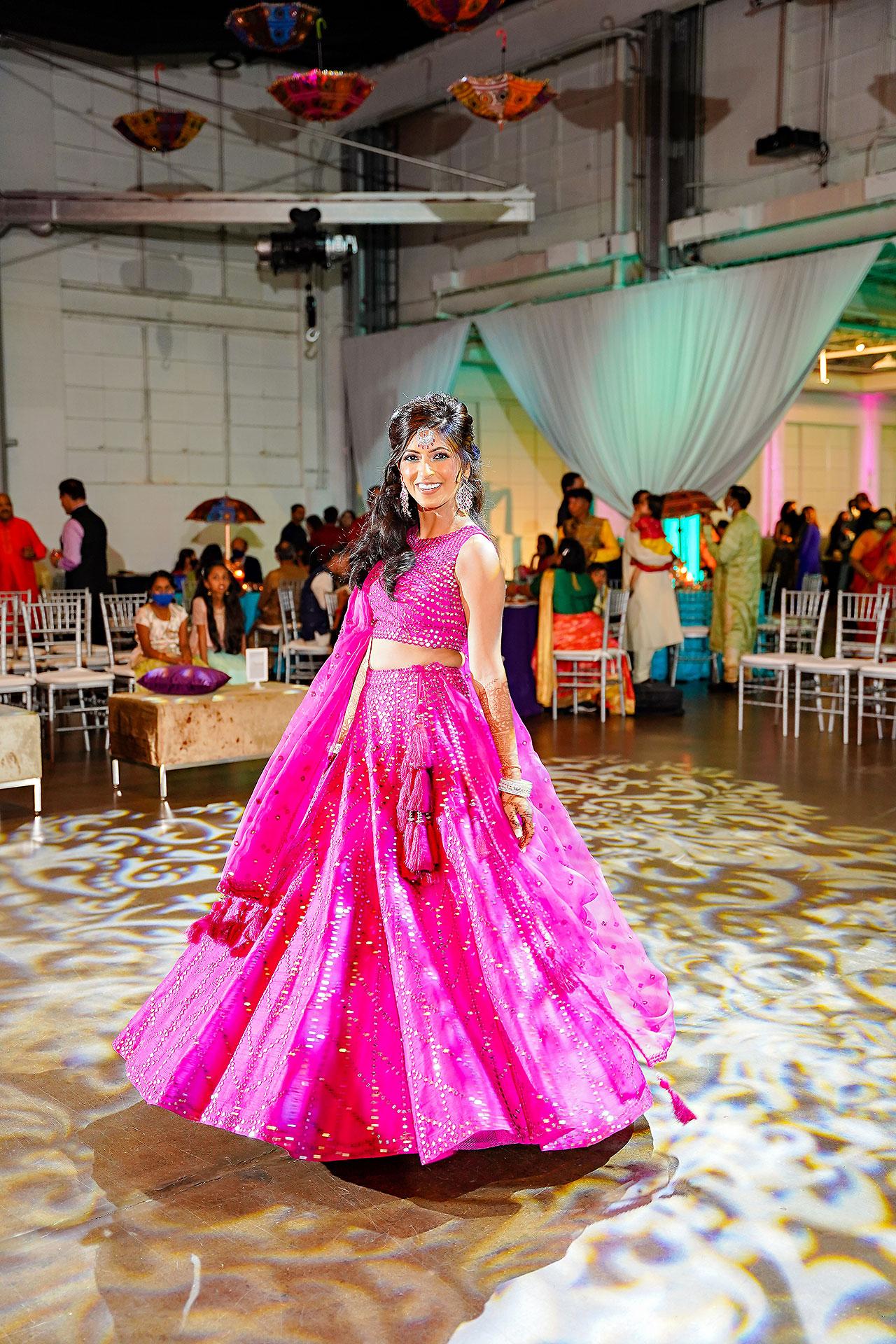 Shivani Kashyap Indianapolis Sangeet 120