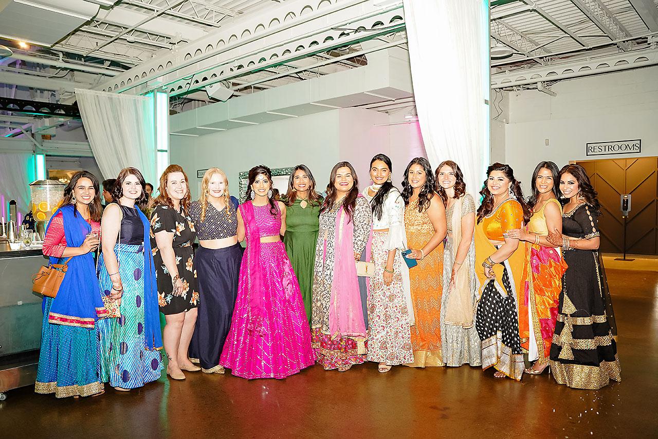 Shivani Kashyap Indianapolis Sangeet 133