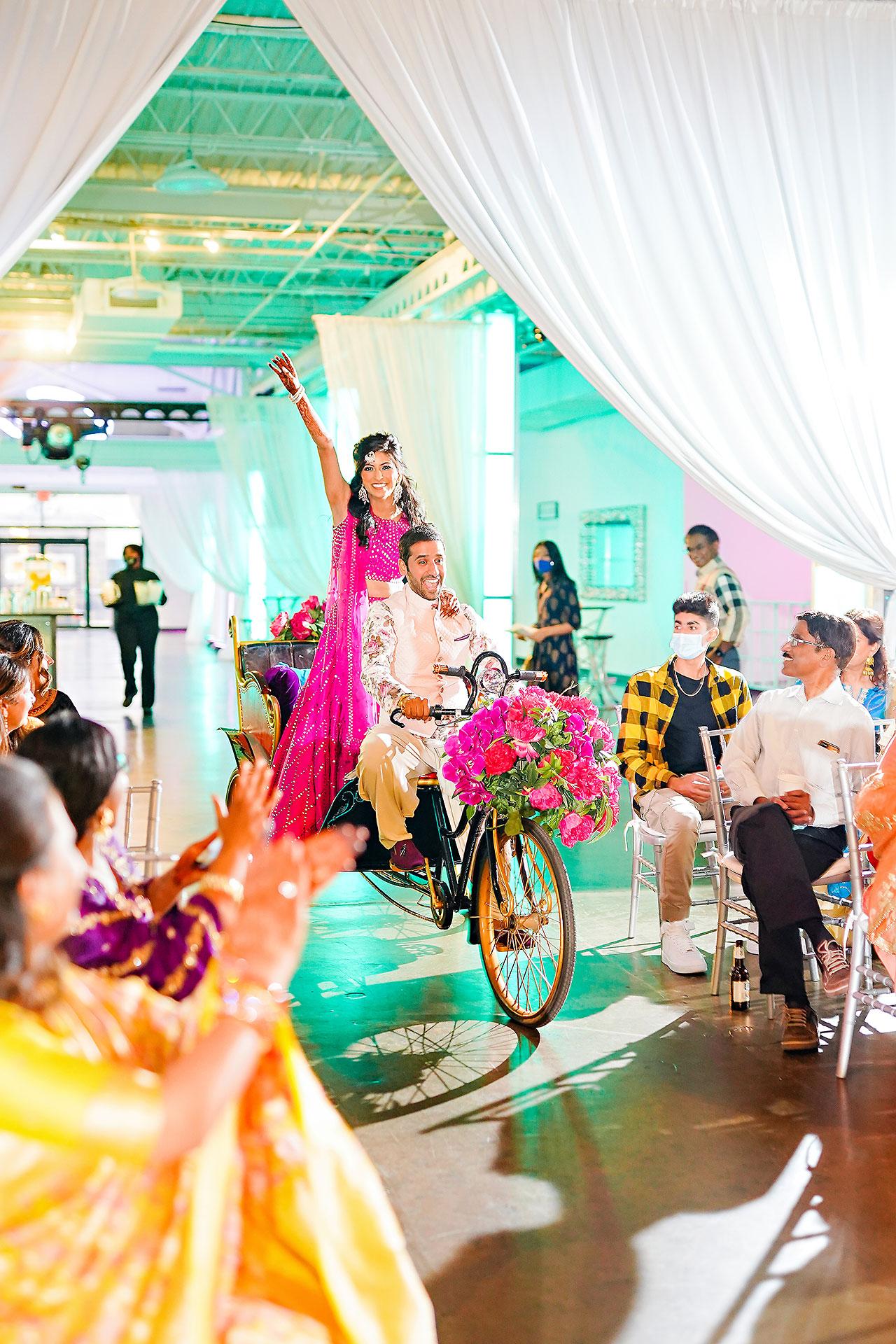 Shivani Kashyap Indianapolis Sangeet 151
