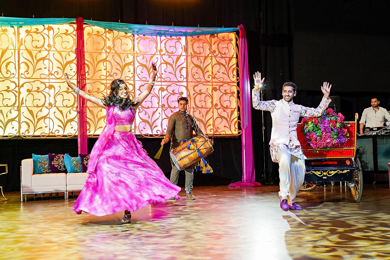 Shivani Kashyap Indianapolis Sangeet 155