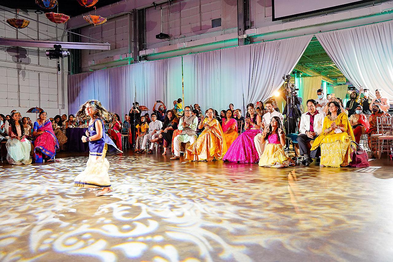 Shivani Kashyap Indianapolis Sangeet 180