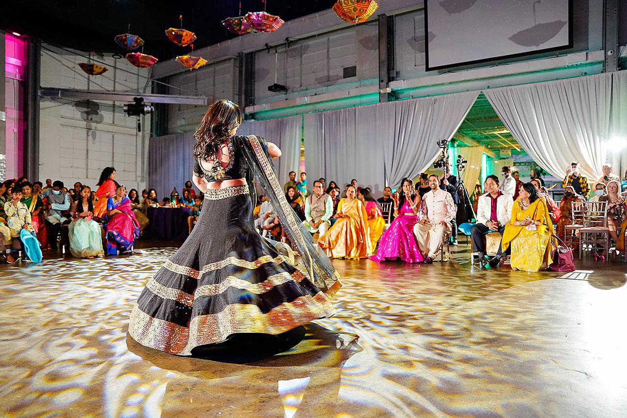 Shivani Kashyap Indianapolis Sangeet 183