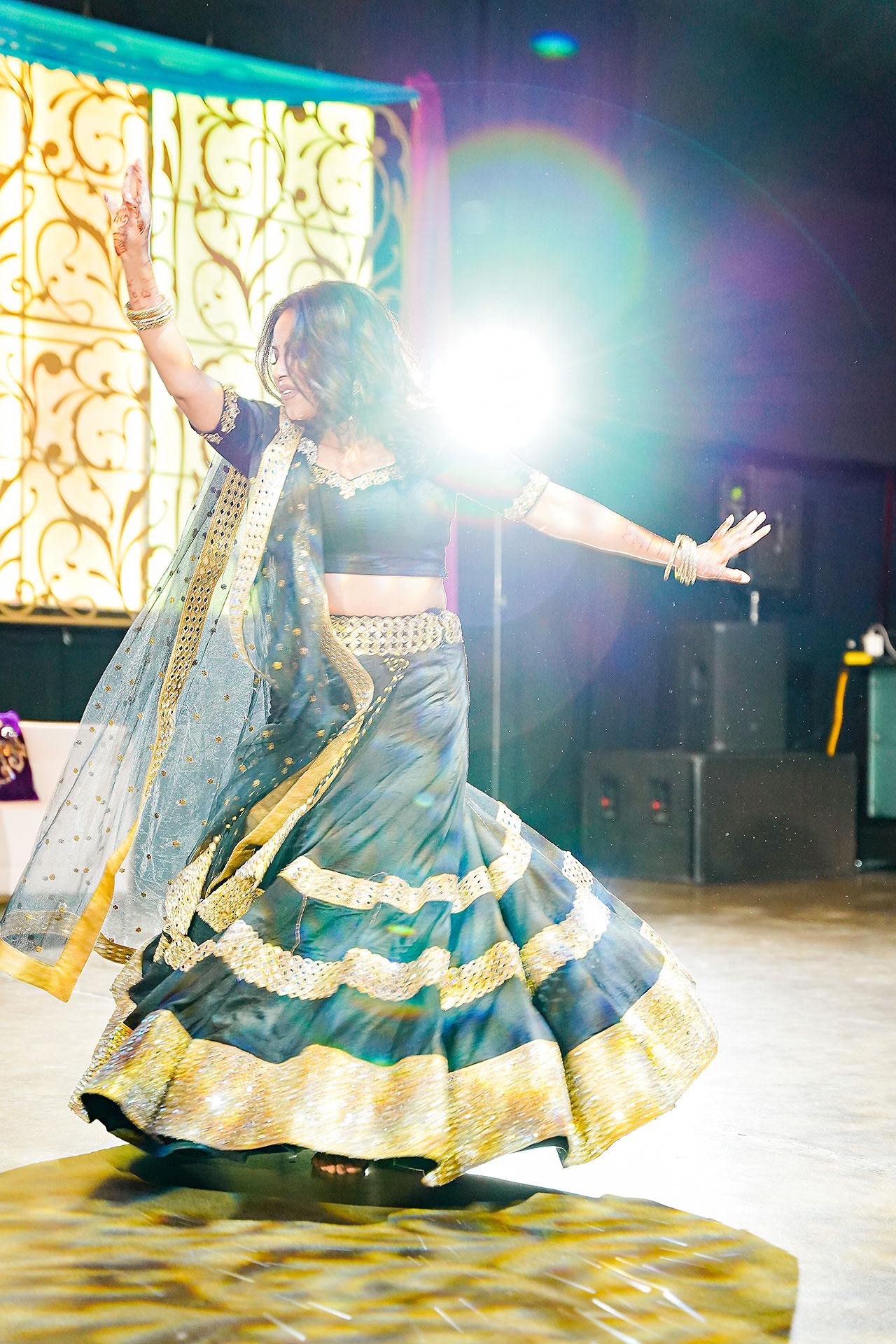Shivani Kashyap Indianapolis Sangeet 184