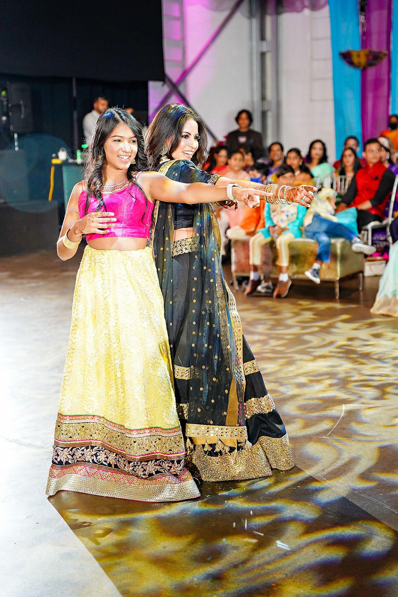 Shivani Kashyap Indianapolis Sangeet 185