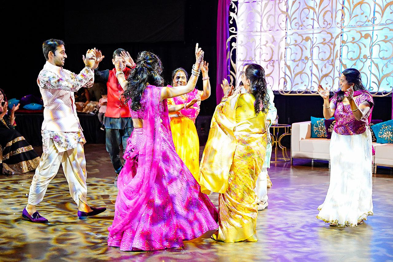 Shivani Kashyap Indianapolis Sangeet 200