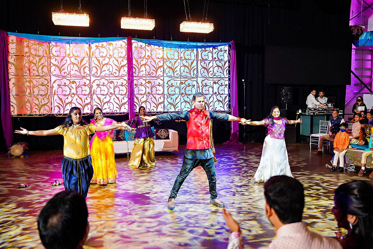 Shivani Kashyap Indianapolis Sangeet 201