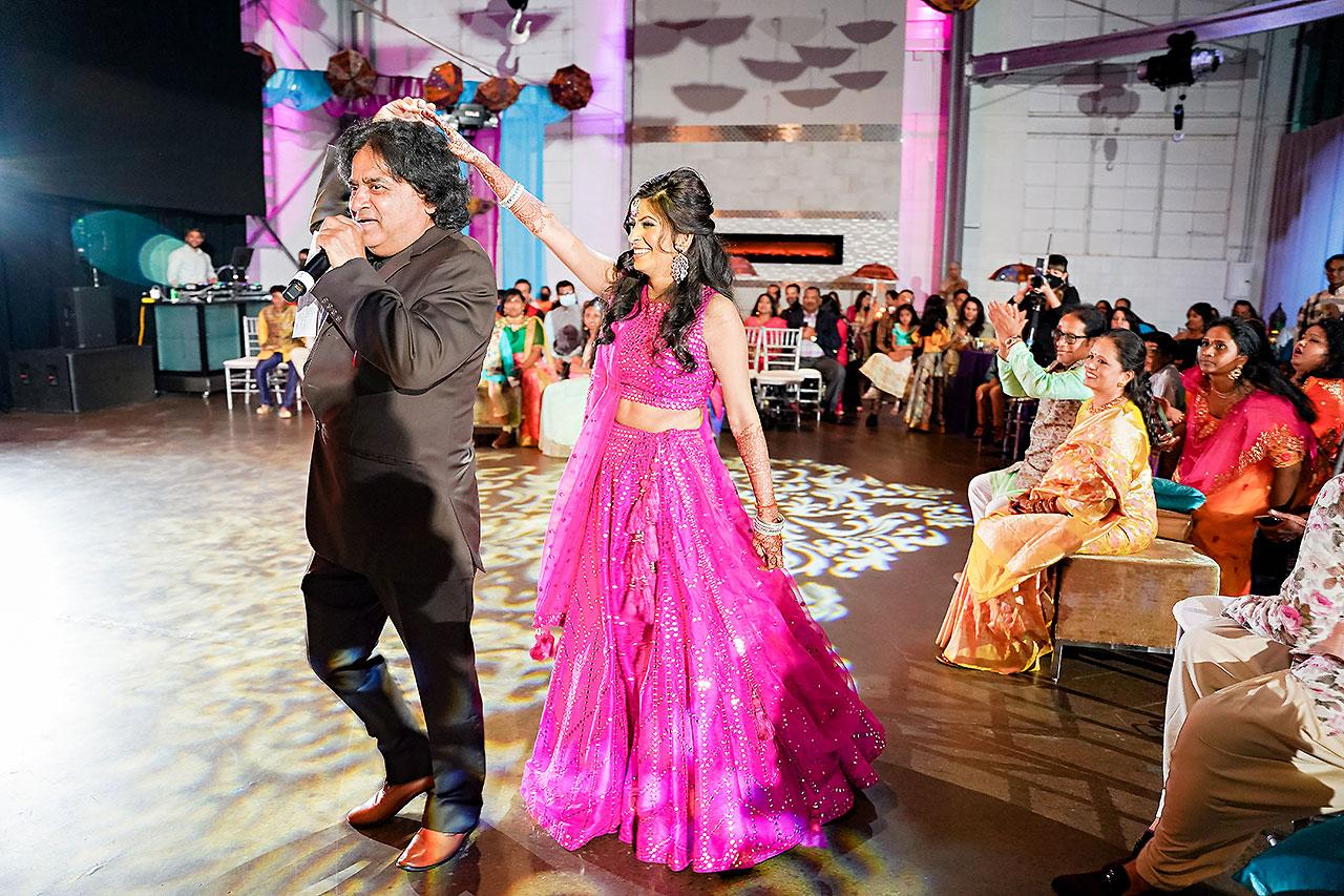 Shivani Kashyap Indianapolis Sangeet 203