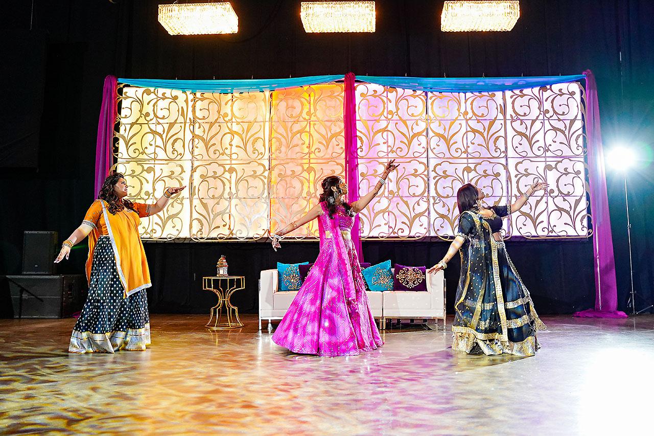 Shivani Kashyap Indianapolis Sangeet 204